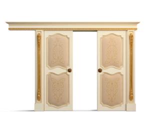 Bakokko_Porta-scorrevole-doppia-tessuto-legno_DR602_4T
