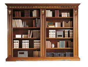 Bakokko_Montalcino-Классический книжный шкаф-_1481LQ_D